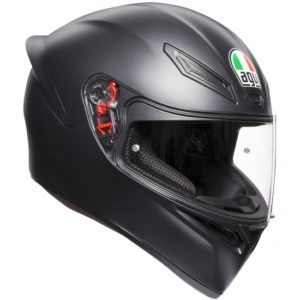 CASCO AGV K1 MATT BLACK