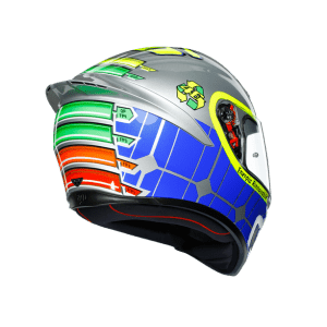 CASCO AGV K1 TOP- ROSSI MUGELLO 2015